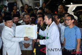 Prabowo-Sandiaga Jalani Tes Kesehatan