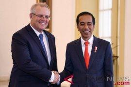 Presiden Terima Kunjungan PM Australia