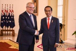 Presiden Jokowi terima PM Australia Scott Morrison