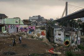 Proyek rumah deret Bandung