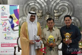 Qatar Airways Dukung Asian Games XVIII