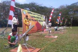 131 peserta ikuti lomba peluncuran roket air