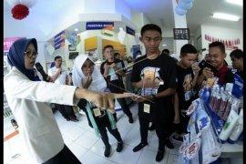 23 peserta SMN Bengkulu dilepas ke Sulbar