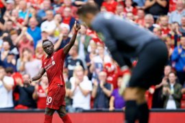 Sadio Mane ingin Liverpool pertahankan momentum