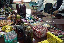 BBPOM Surabaya Sita Produk Daring Senilai Rp500 Juta