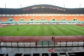 Stadion Pakansari jelang Asian Games