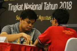 Susanto tundukkan Sokolov di turnamen catur Japfa internasional Grand Master