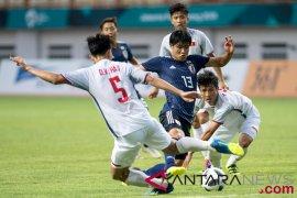 Sepak Bola Penyisihan Jepang VS Vietnam