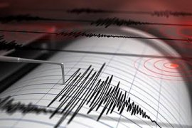 Gempa 5,4 SR guncang Banda