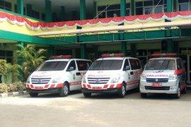 """Dinkes Kota Tangerang Tambah Mobil """"Ambulance Smart 119"""""""