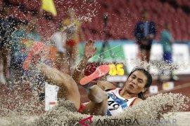 Maria Londa wakili Indonesia kejuaraan dunia atletik bersama Zohri