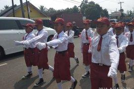 Perayaan Hari Kemerdekaan Di Pedalaman Lebak Tumbuhkan Nasionalisme