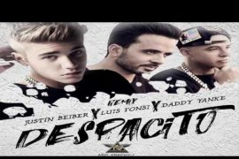 "Lagu ""Despacito"" Jadi ""Most Streaming Song"""
