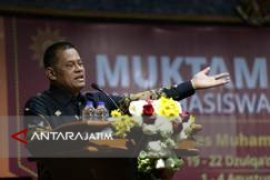 Gatot Nurmantyo: Pemuda Zaman Now Cenderung Abai Pancasila