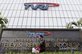 Komisi I DPR  berhentikan Dewas TVRI
