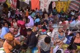 Gempa Susulan Lombok Bertambah Hingga 163 Kali