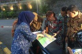 Pansus Kunjungi Lokasi Perubahan Nama Jalan di Surabaya