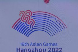 Hangzhou umumkan Asian Games 10-25 September 2022