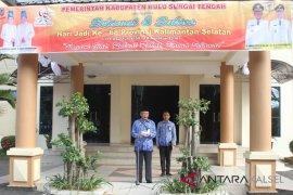 HST Peringati Harjad Provinsi Kalsel