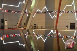 IHSG BEI awal pekan ditutup naik seiring penguatan bursa saham kawasan