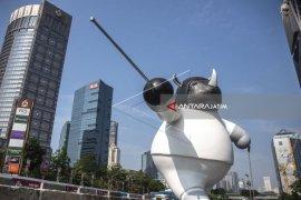Asian Games - Delegasi Pakistan Kagumi Pelayanan Wisata Belanja Indonesia