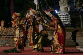 """Joged Tegenungan-Singapadu bangkit dalam """"Bali Mahalango"""""""