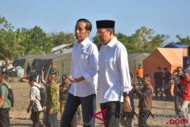 "Presiden apel siaga ""NTB Bangun Kembali"" di Lombok"