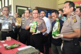 Polresta Jambi tangkap pemilik 3,8 kg sabu