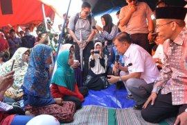 Jusuf Kalla pimpin rakor penanganan gempa Lombok