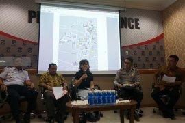 "Satlantas-Dishub Siapkan Rekayasa Lalu Lintas ""Surabaya Marathon 2018"""