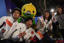 Jepang andalkan bulu tangkis dalam Olimpiade 2020