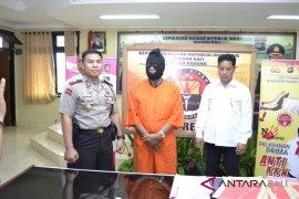 Polres Badung tahan terduga korupsi dana APBDes