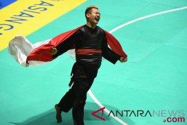 Pencak silat mendominasi 30 medali emas Indonesia