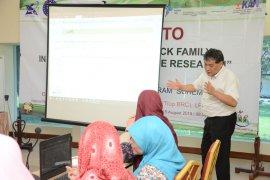 Genjot riset metabolomik, Trop-BRC LPPM IPB hadirkan peneliti dari Jepang