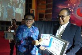 LKBN Antara raih penghargaan Anugerah Jurnalistik BPPT 2018