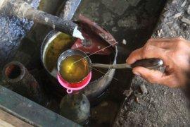 Produksi minyak nilam