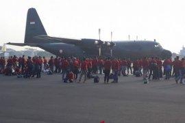 Menteri PUPR berangkatkan relawan cpns bantu pascagempa