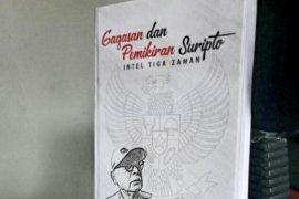 """Suripto luncurkan buku """"Pemikiran Intel Tiga Zaman"""""""