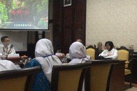 """Pemprov Bali lepas peserta """"Siswa Mengenal Nusantara"""" (video)"""