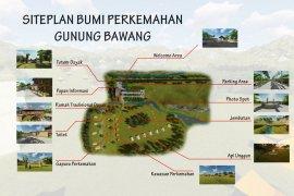 Mahasiswa IPB kembangkan inovasi lanskap 3D Bumi Perkemahan Gunung Bawang, Bengkayang, Kalimantan Barat