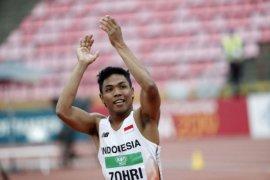 Indonesia kirim 10 atlet Kejuaraan Atletik di Qatar
