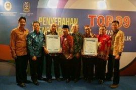 Pemkab Lumajang Raih Penghargaan Inovasi Pelayanan Terbaik