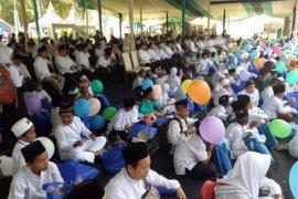 Ribuan Anak Yatim Ikuti Festival di Banyuwangi