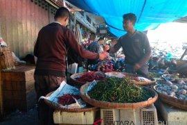 Kemarau harga sayuran di Sukabumi naik