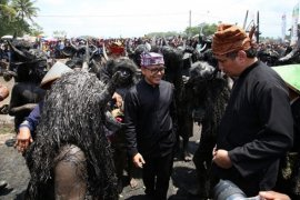 Hilmar Farid: Saya Salut dengan Tradisi Kebo-keboan