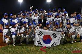 Hasil akhir dan statistik bisbol Asian Games