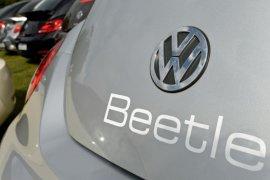 """VW hentikan produksi mobil """"Kodok"""" tahun depan"""