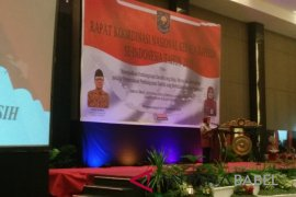 Diah Indrajati buka rakornas Kepala Bappeda se-Indonesia