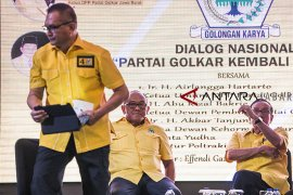 Dialog nasional partai Golkar