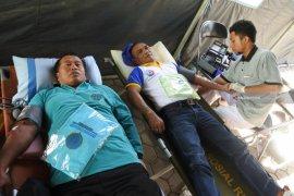 Donor Darah Harhubnas 2018